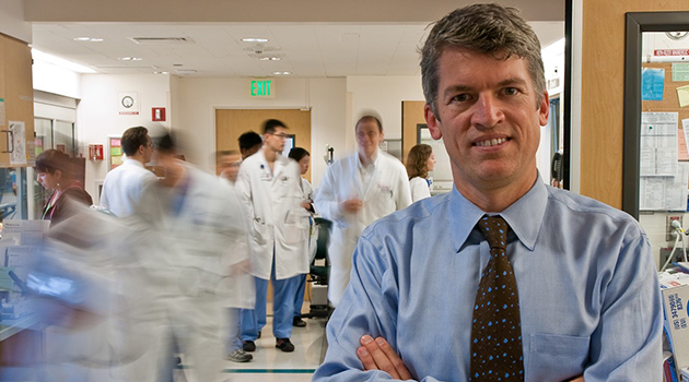 Dell Medical School Names Its First Dean: Clay Johnston