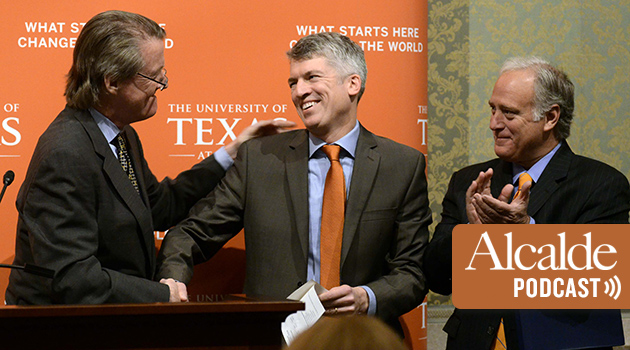 UT's First Med School Dean Talks About His Vision [Podcast]