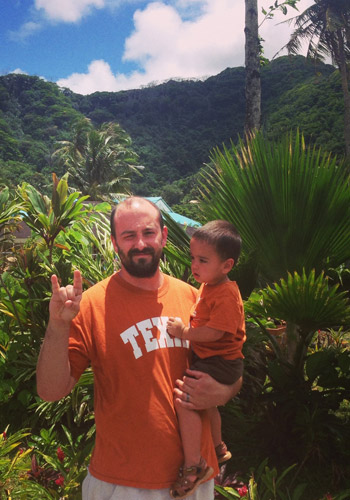 Burnt Orange in American Samoa