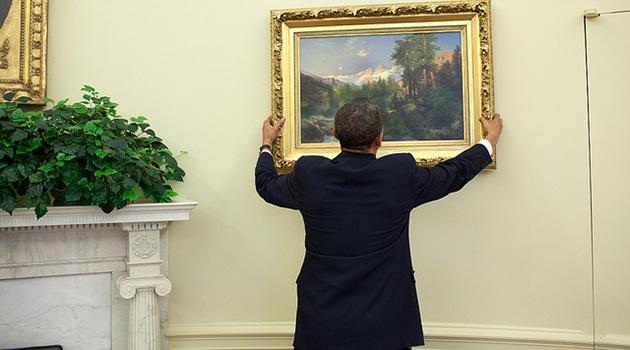 Obama Apologizes to UT Professor for Art History Joke