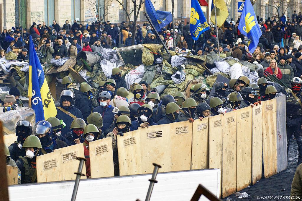 EuroMaidan and Bystanders