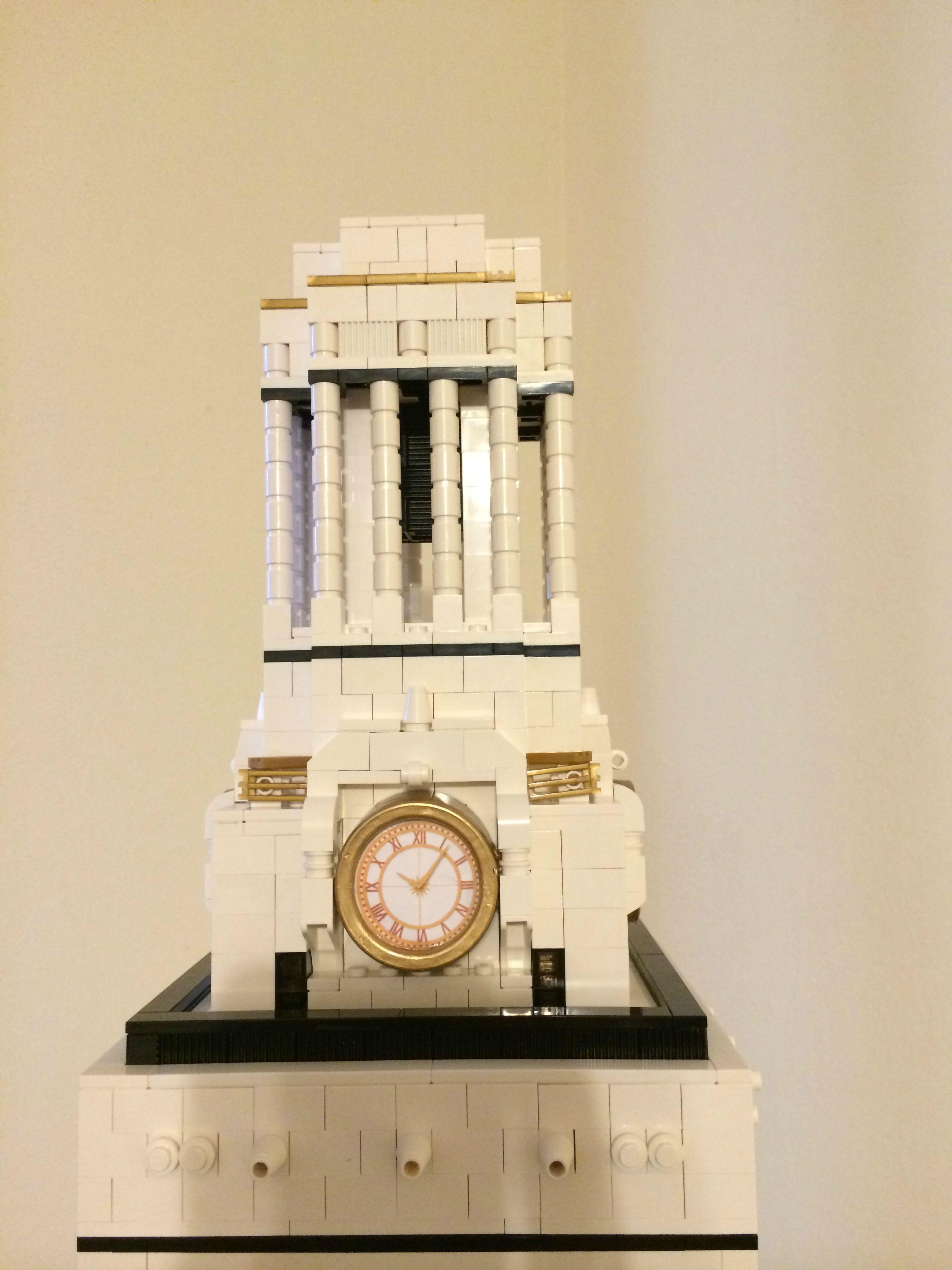 Behold: Longhorn Erects Lego UT Tower | The Alcalde