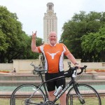 Horns Up for the MS 150