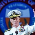 Adm. William McRaven Will Be UT's Next Chancellor