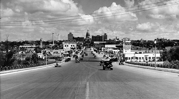The Way Back: Austin's Changing Skyline