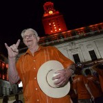 Longhorn Who Popularized Hook 'Em Hand Sign Dies