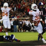 Texas Downs Texas Tech in Lubbock, 34-13