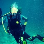Meet the Queen of Scuba