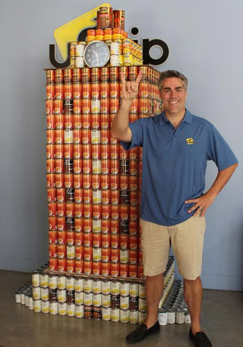 Donate Canned Food Dallas