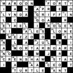 crossword2solution