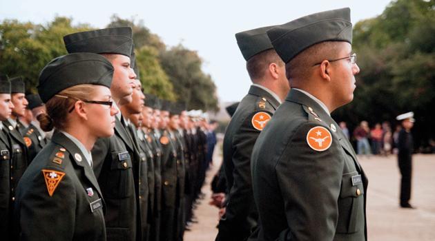 Veteran's Day Parade  south mall
