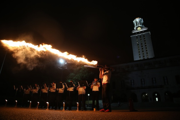 A Man, a Plan, and a Flaming Trombone