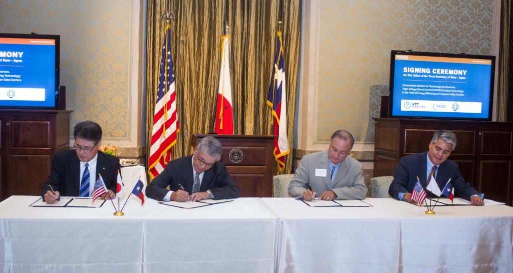 UT Austin, Japan Energy Data Center Collaboration