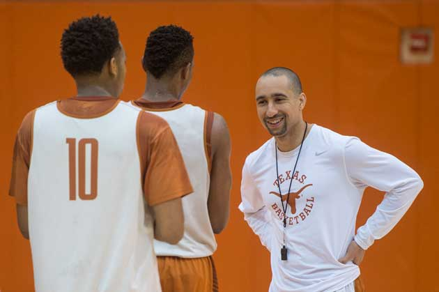 Texas Men's Basketball Is Going to China