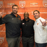 Texas Introduces New Football Coaches Gilbert and Mattox