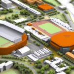 UT Athletics Unveils Preferred Location for Erwin Center Replacement