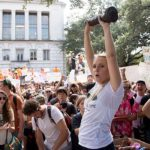 UT Students Protest Campus Carry in Provocative Demonstration