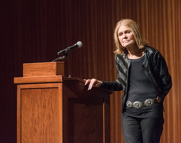 Gloria Steinem Shines Hopeful Light on Election Cycle