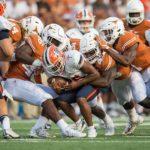 Texas Finds Momentum, Steamrolls UTEP 41-7