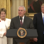 UT Alumnus Rex Tillerson Sworn In as U.S. Secretary of State