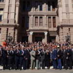 Longhorns and Aggies Unite For Higher Ed at the Capitol