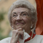 Remembering UT Distinguished Alumna Margaret Berry