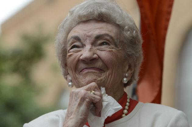 Remembering UT Distinguished Alumna Margaret Berry