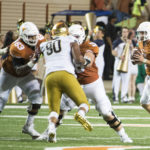How Texas Football is Getting Serious About Spotting Concussions