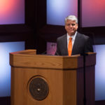 President Fenves Gives Third State of the University Address