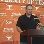 Tom Herman Offers Some Perspective on USC Loss