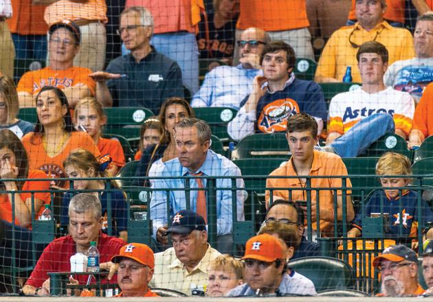 Reid Ryan on Rebuilding the Once-Hapless Houston Astros