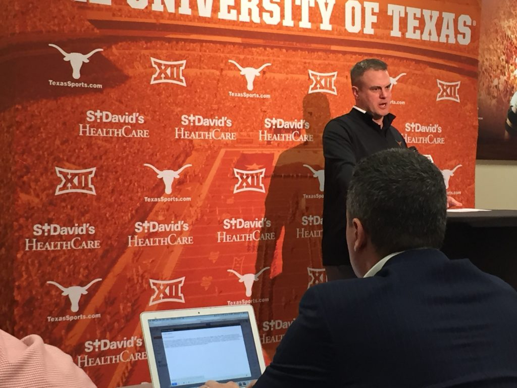 Texas' Quietly Historic National Signing Day