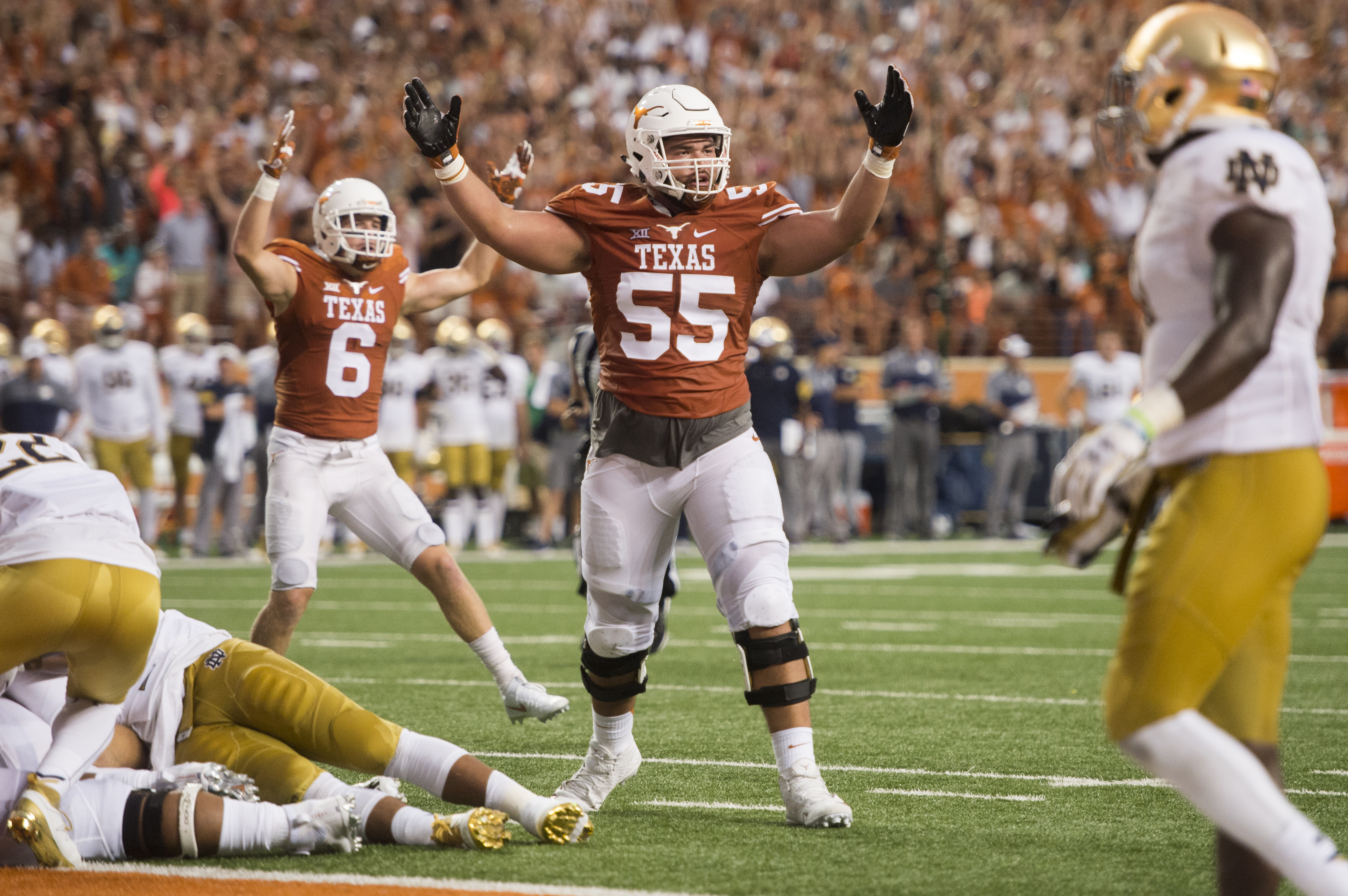 Your Way-Too-Early Guide to Longhorns in the 2018 NFL Draft | The