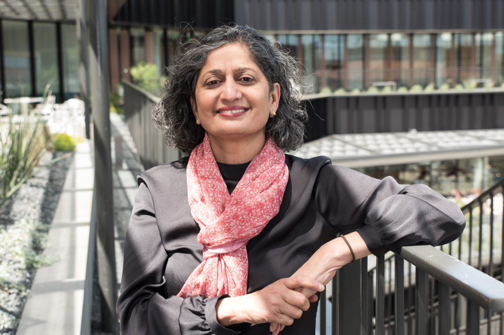Meet Raji Srinivasan, McCombs' First Associate Dean of Diversity and Inclusion