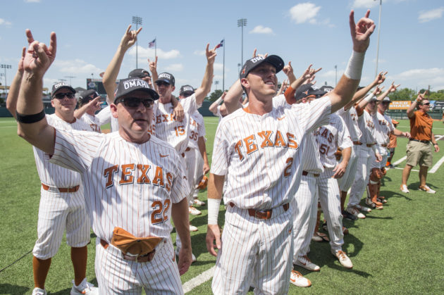 Horns Punch a Ticket to Omaha With 5-2 Win Over Tennessee Tech