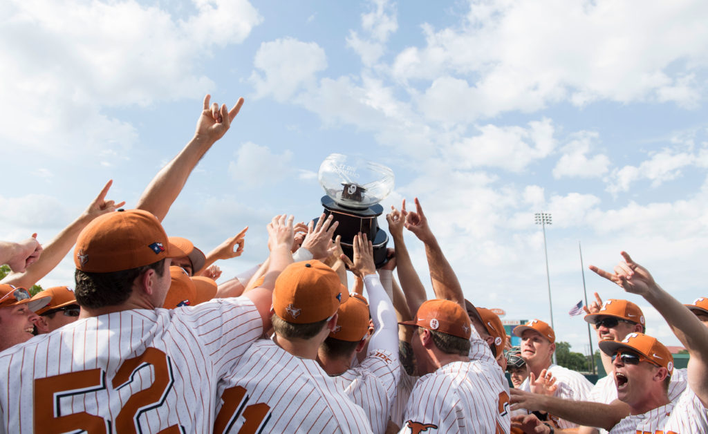 Pierce, Shugart Try to Re-Gain Identity as NCAA Austin Regional Begins