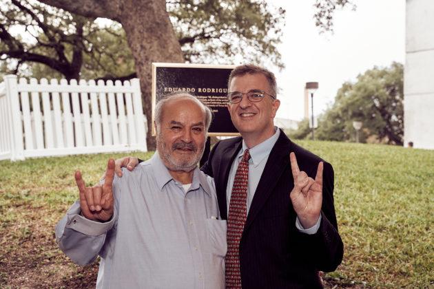 Eduardo Rodriguez and Ward
