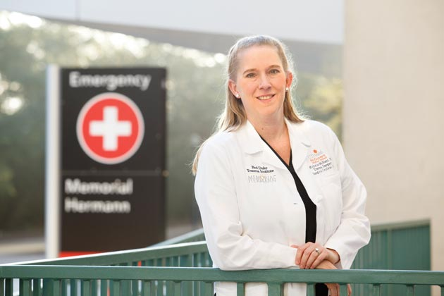 Getting There: How This UT Alumna Became Chief of Houston's